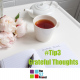 tip 3, grateful thoughts, the 52 project, 52 tips, well being, gratitude journal, neuroscience, why being grateful is good for you, dulcie swanston, iain price