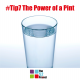 power of a pint, pint of water, water before you get up, drink water in the morning, rehydration after sleep, the 52 project, wellbeing, boost, brain power