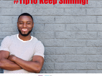 keep smiling, smile, seratonin, wellbeing, mood booster, habits, habit stacking, iain price, dulcie swantson, the 52 project, 52 tips