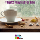 playlist, music, change your mood, the 52 project, iain price, dulcie swanston, its not bloody rocket science, think it out, the 52 project, 52 tips, wellbeing, listen to music
