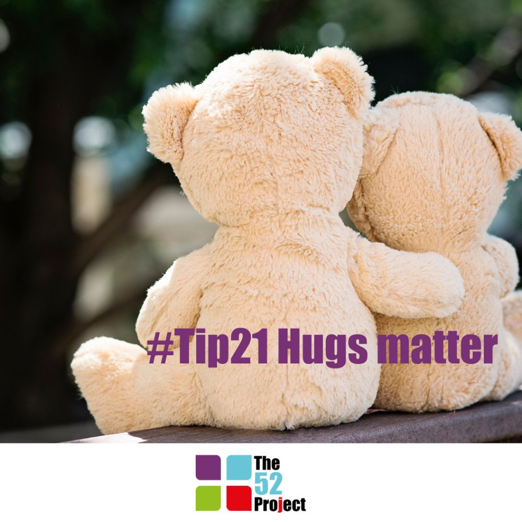 hug, hugging, why hugs are good for you, neuroscience, the 52 project, tips, can we hug again, hugs