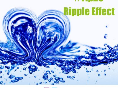 ripple effect, kindness, thank you day, 2021, Jen Rolfe, Dulcie Swanston, Iain Price, random acts of kindess