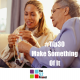 make something, crochet, success, tom daley, why is crochet good for you, neuroscience, the 52 project