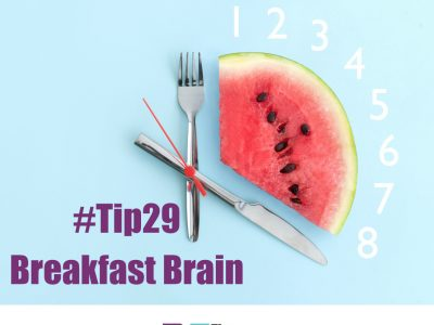 breakfast, breakfast brain, intermittant fasting, katie maycock, the 52 project, the 52 tips